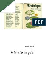 Vízinövények - Búvár zsebkönyvek