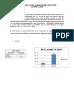 Informe Inspeccion de Equipos de Proteccion Contra Caidas