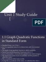 unit 1 study guide
