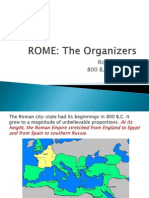 Rome Introduction