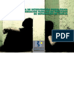 Guia de Intervencion Psicologica Proceso de Separacion
