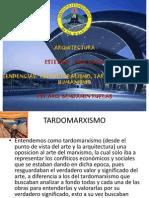 Produto 6 - Tendencias Estructuralismo, Tardomarxismo y Humanismo