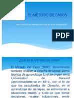 Presentacion de Metodo de Casos Curso de Doctorado
