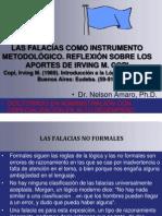Irving Copi Falacias