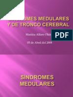 Sd. Medulares y TC-2010