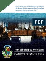 Prospectiva Estratégica Municipal Cantón Santa Cruz