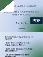 Descoberta e Povoamento Açores.ppt