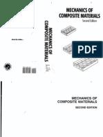 Mechanics of Composite Materials, R Jones