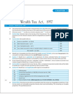 154798 58907 Wealth Tax Direct Taxes CA Final