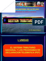 Gestion Tributaria i 27.112013