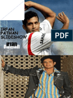 Irfan Pathan Wallpapers Slideshow