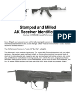 Stamped and Milled AK Receiver Identification - From UltiMAK