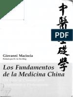 Giovanni Maciocia - Fundamentos de Medicina China