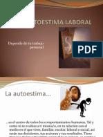 La Autoestima Laboral[1]