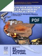 Ecologia Politica de La Mineria