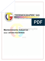 Mantenimiento Industrial -Documento Thermographic