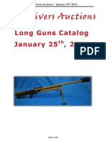 Five Rivers Auctions January 2014 Long Gun Catalog