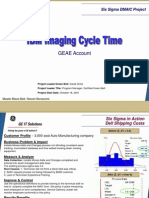 IBM Imaging Cycle Time Six Sigma Case Study
