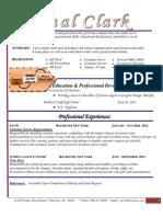 jamal resume 2013