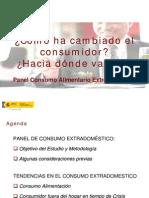 Panel de Consumo Alimentario Extradoméstico