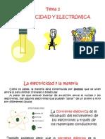 Ley de Ohm y Circuito Electrico