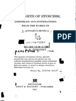 Tenets of Stoicism - Timothy