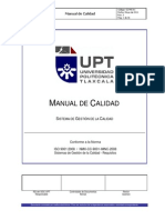 Manual de Calidad CC-MC-01 Rev3