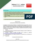 Informativo Online n° 52