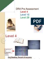 dra pre assessment