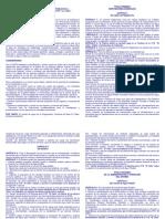 Reglamento Para La Prestacion Del Servicio de Agua Potable de La Organizacion Territorial de Base - Barrio El Ceibo