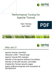 Performance Tuning for Apache Tomcat