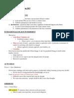 Reinert-Criminal Law - Outline