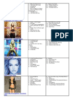 Discografia Britney Spears