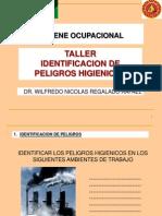 98 Taller Identificacion de Peligros Higienicos