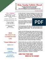 hfc december 15 2013 bulletin 3
