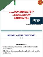 112 Medioambiente y Legislacion Ambiental