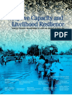 Adaptive Capacity and Livelihood Resilience