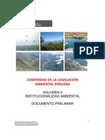 118 MATERIAL APOYO Compendio 02 - Institucionalidad Ambiental[1]