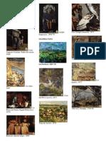 Paul Cezanne Pinturas