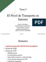 Capa de Transporte