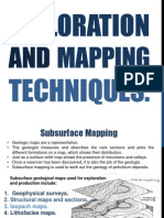 Exploration and Mapping Techniques