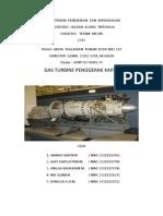 Grup 14. Turbin Gas Penggerak Kapal