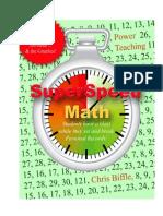 Super Speed Math