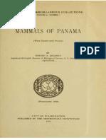 mammalsofpanama1862.epub