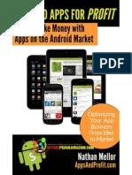 Aplicaciones Android Con Fines de Lucro