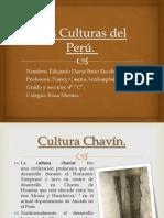 Las Culturas del Perú