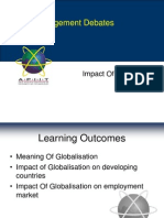 PMD Chapter 9 -Impact of Globalisation