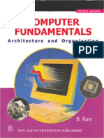 Computer Fundamentals Architecture and Organization