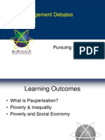 PMD Chapter 10- Pursuing Pauperisation