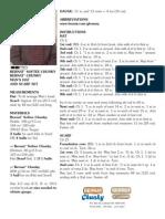 Bernat SofteeChunky011 Cr Hatscarf.en US